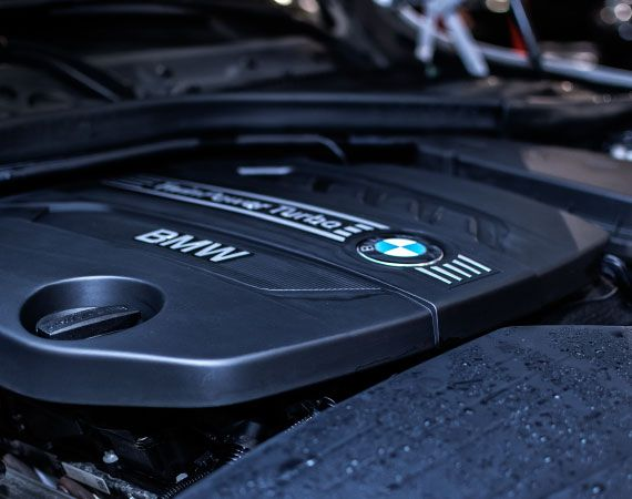 BMW Servicing Widnes